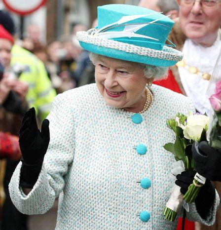 Queen Elizabeth II (Associated Press)