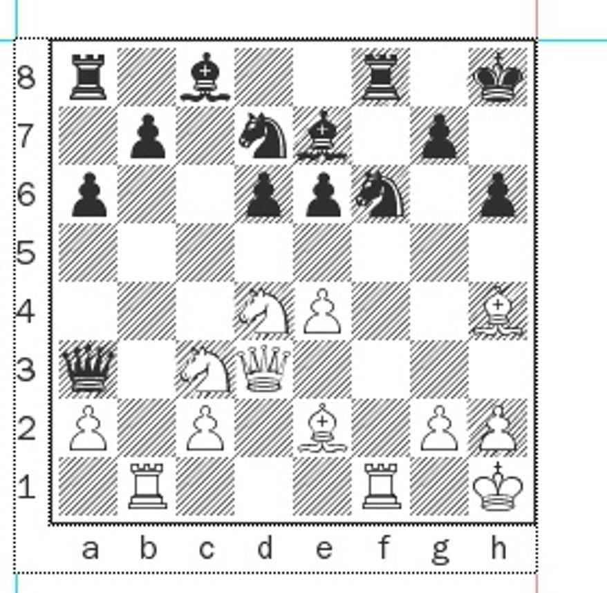 Berg-Vachier-Lagrave after 15...Nbd7.