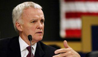 **FILE** Former Nebraska Sen. Bob Kerrey. (Associated Press)
