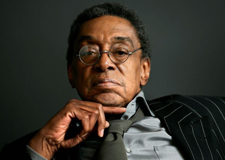 Don Cornelius (AP photo)