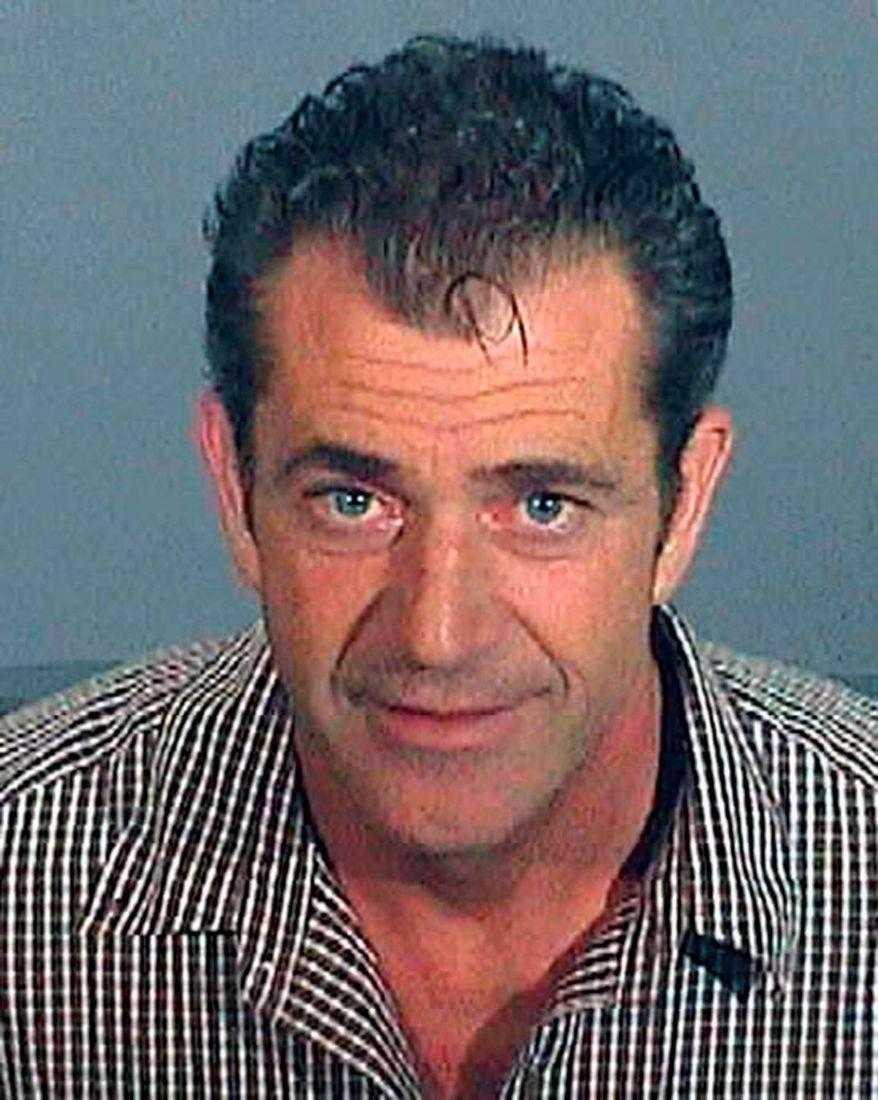 Mel Gibson (AP photo)