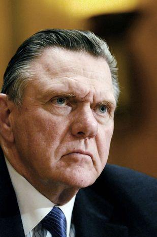 Retired Army Gen. Jack Keane