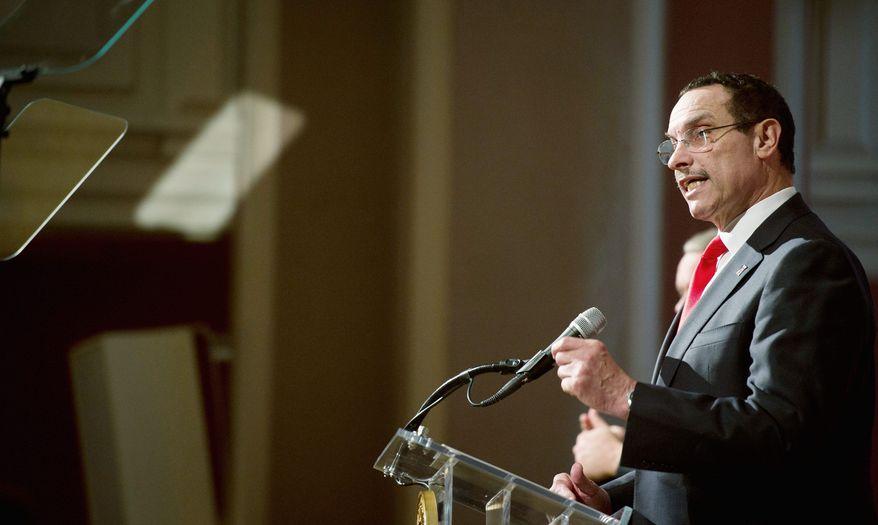 D.C. Mayor Vincent C. Gray (Rod Lamkey Jr./The Washington Times)