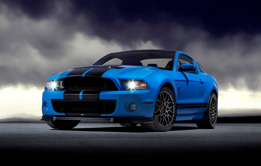 In honor of SVT's anniversary, a commemorative lighted sill plate will be used in the 2013 Shelby GT500 to celebrate the many years of performance vehicles.