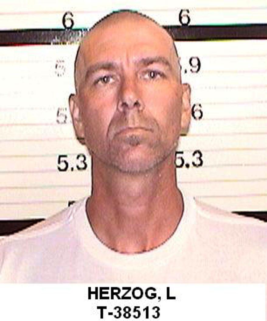 **FILE** Loren Joseph Herzog (Associated Press/California Department of Corrections)