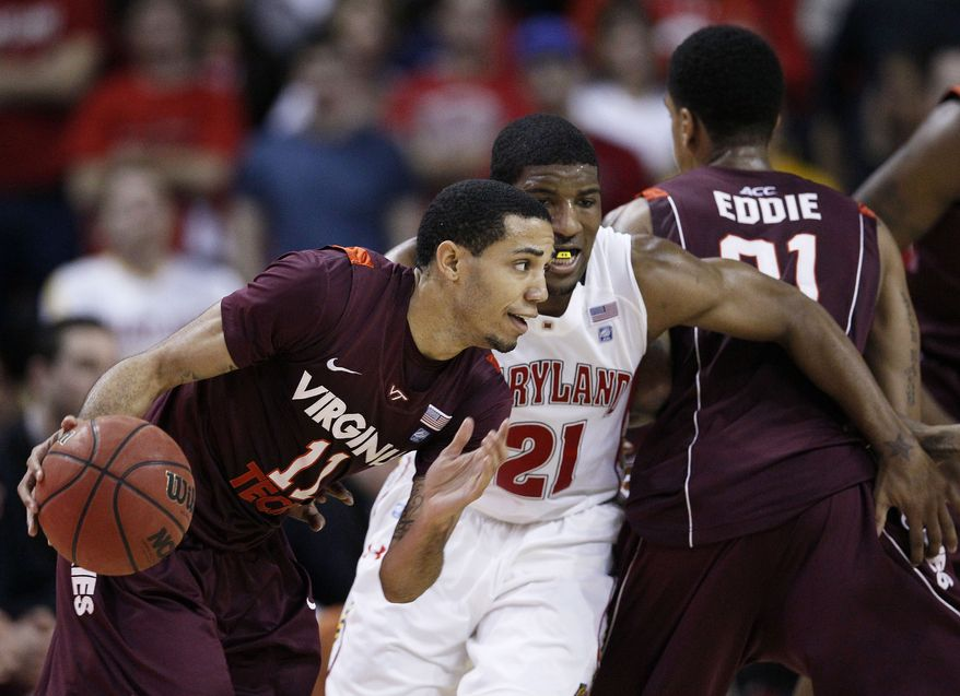 Virginia Tech junior guard Erick Green is averaging 15.7 points, 3.5 rebounds and 2.9 assists per game.