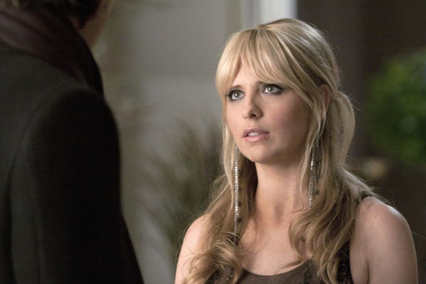Sarah Michelle Gellar (The CW via Associated Press)
