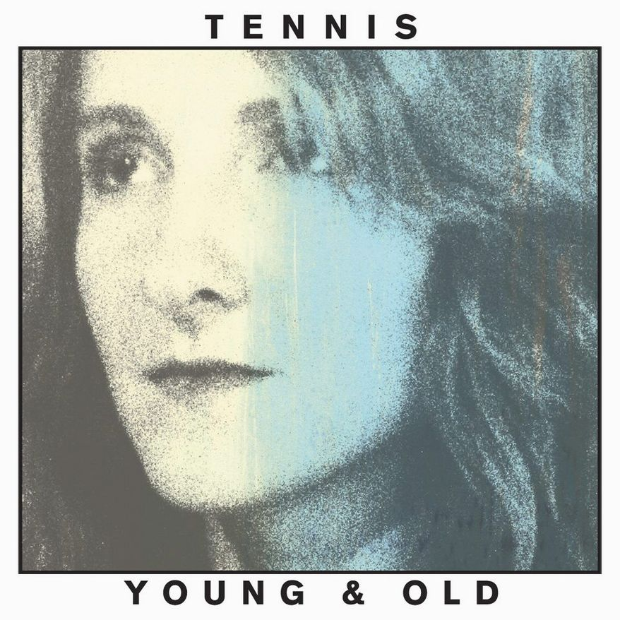 "Album cover for Tennis ""Young and Old""."