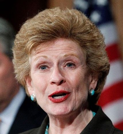 Sen. Debbie Stabenow, Michigan Democrat