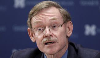 ** FILE ** World Bank President Robert Zoellick (AP Photo/Carlos Osorio)