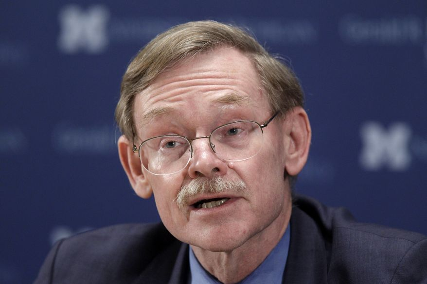 ** FILE ** World Bank President Robert Zoellick (AP Photo/Carlos Osorio)
