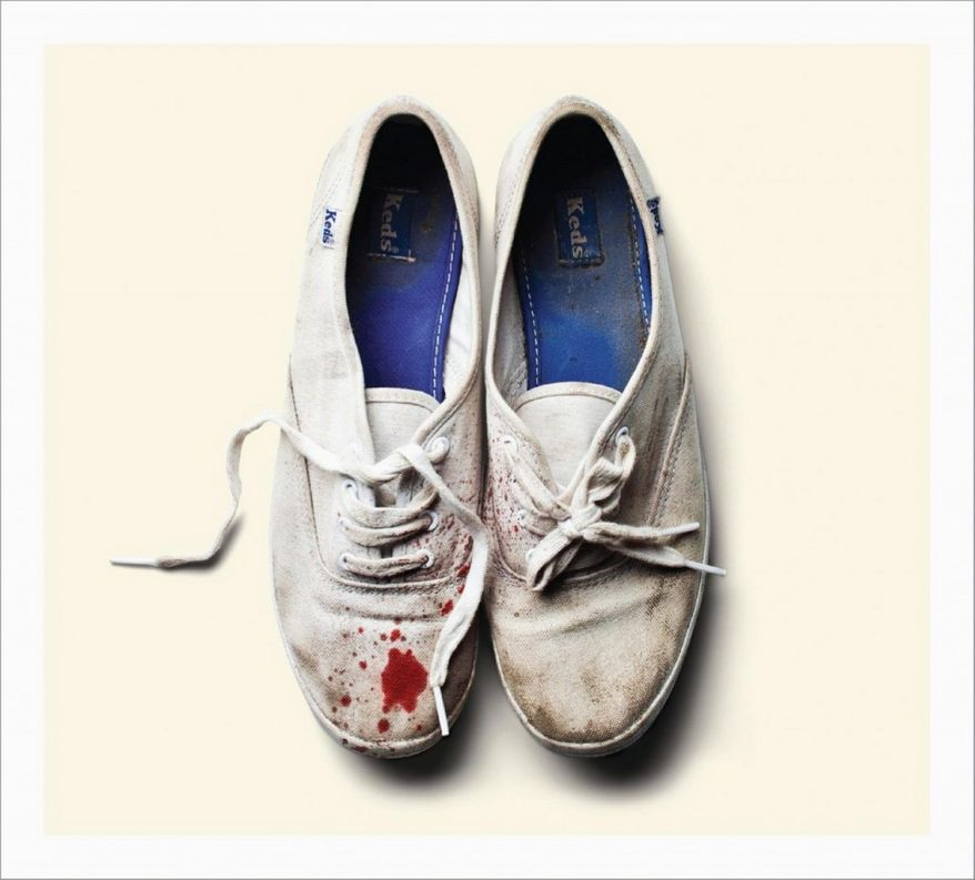 "Album cover for Sleigh Bells ""Reign of Terror""."