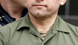 Millions of dollars forfeited by Mexican drug cartel kingpin Osiel Cardenas-Guillen, serving 25 years in prison for threatening U.S. agents, has been given to a dozen local Texas law enforcement agencies. (Associated Press)