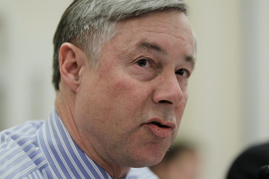 **FILE** Rep. Fred Upton, Michigan Republican. (Associated Press)