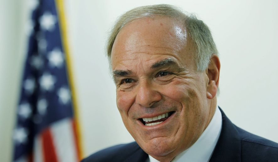 Former Pennsylvania Gov. Ed Rendell. (Associated Press) ** FILE **