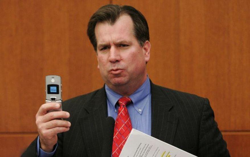 Virginia Delegate Tim Hugo, Fairfax Republican (Associated Press)