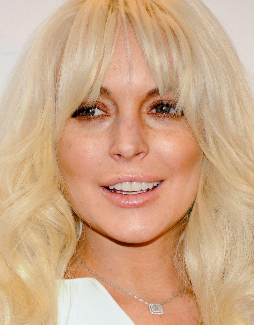 Lindsay Lohan   (Associated Press)
