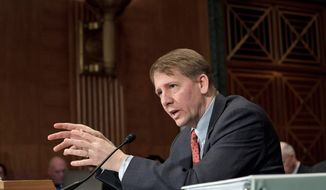**FILE** Richard Cordray, director of the Consumer Financial Protection Bureau. (Associated Press)