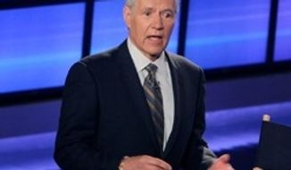 """Jeopardy!"" host Alex Trebek (Associated Press)"