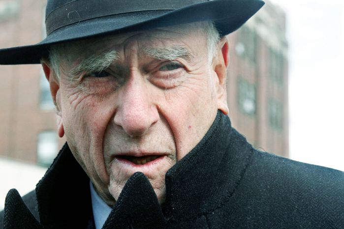 Judge Jack Weinstein, 90, was appointed by President Lyndon B. Johnson to the federal bench in Brooklyn, N.Y., more than four decades ago. The federal judicial system is a case study of how the U.S. will cope with a graying America. (Associated Press)