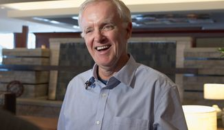 Bob Kerrey says Wednesday in Omaha he will seek the Democratic nomination for the U.S. Senate seat from Nebraska he once held, reversing course just weeks after publicly rejecting a run he had called a long shot. He would replace retiring Democratic Sen. Ben Nelson. (Associated Press)