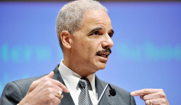 "Attorney General Eric H. Holder Jr. said Monday that the decision to kill a U.S. citizen living abroad who poses a terrorist threat ""is among the gravest that government leaders can face,"" but justified the action as legal and sometimes necessary in the war on terrorism."