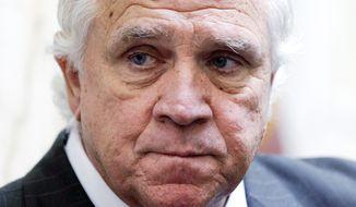 "Maryland Senate President Thomas V. ""Mike"" Miller (Associated Press)"