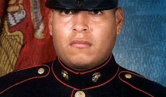 Marine Sgt.Rafael Peralta