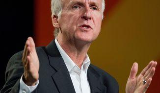 James Cameron (Associated Press)