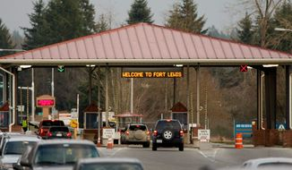 The Army is investigating claims that psychiatrists at the Madigan Medical Center at Joint Base Lewis-McChord military base near Tacoma, Wash., failed to diagnose post-traumatic stress disorder in hundreds of troops. About 1,500 cases have been reviewed, and 285 of the troops will be offered re-evaluations. (Associated Press)
