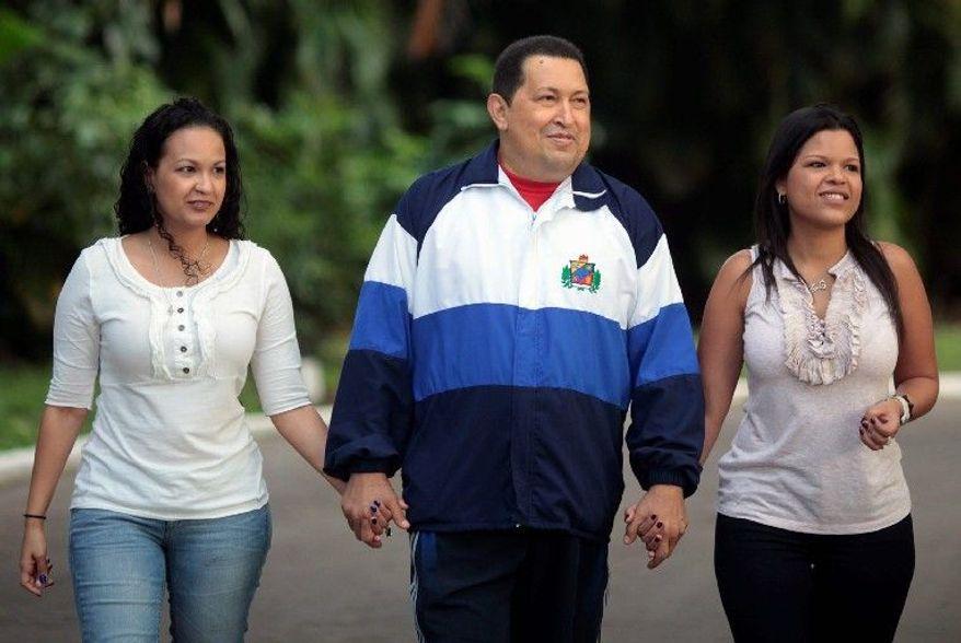 Venezuelan President Hugo Chavez is using Chinese loans as his personal piggy bank, critics say. (Associated Press)