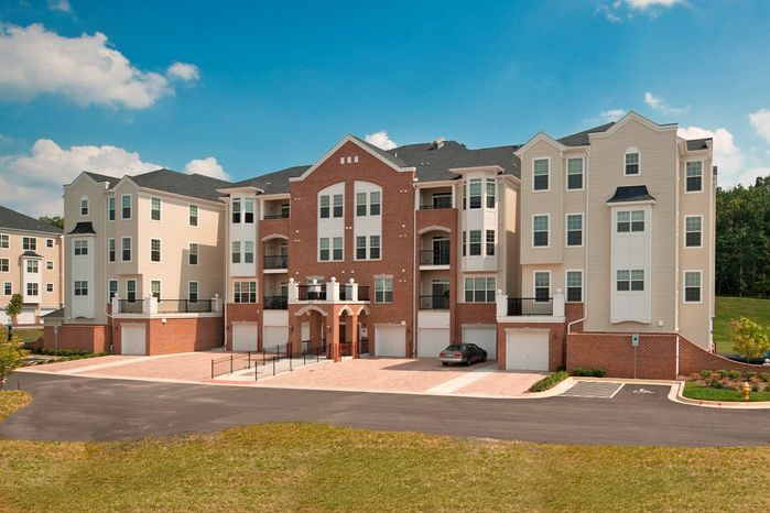 Beazer Homes is building active-adult condominiums at the Gatherings at Forest Glen in the planned community of Piney Orchard. Each home will have its own garage.