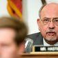 **FILE** Rep. Doc Hastings, Washington Republican (Associated Press)