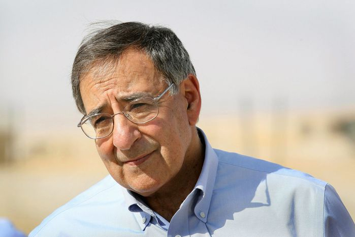 Defense Secretary Leon E. Panetta