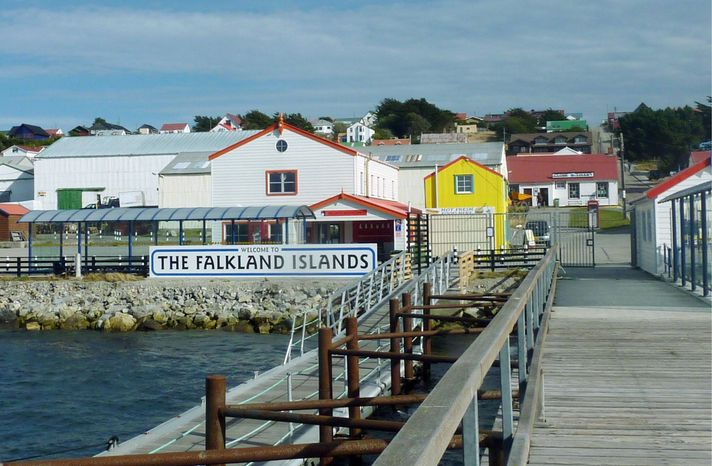 Ever since seafaring explorers happened upon the Falkland Islands in the 16th century, people have been fighting over them. Argentina fought a brief and bloody war with Great Britain in 1982. Argentina lost and the islands are now a self-governing British Overseas Territory. (Associated Press)