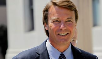 John Edwards (Associated Press)