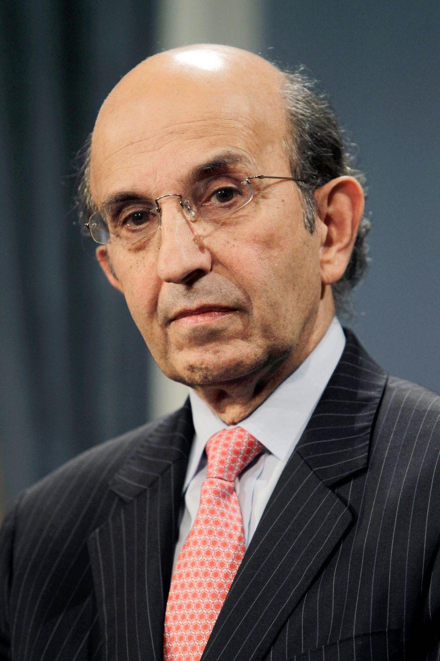 Joel Klein, a former New York City school chancellor. (Associated Press)