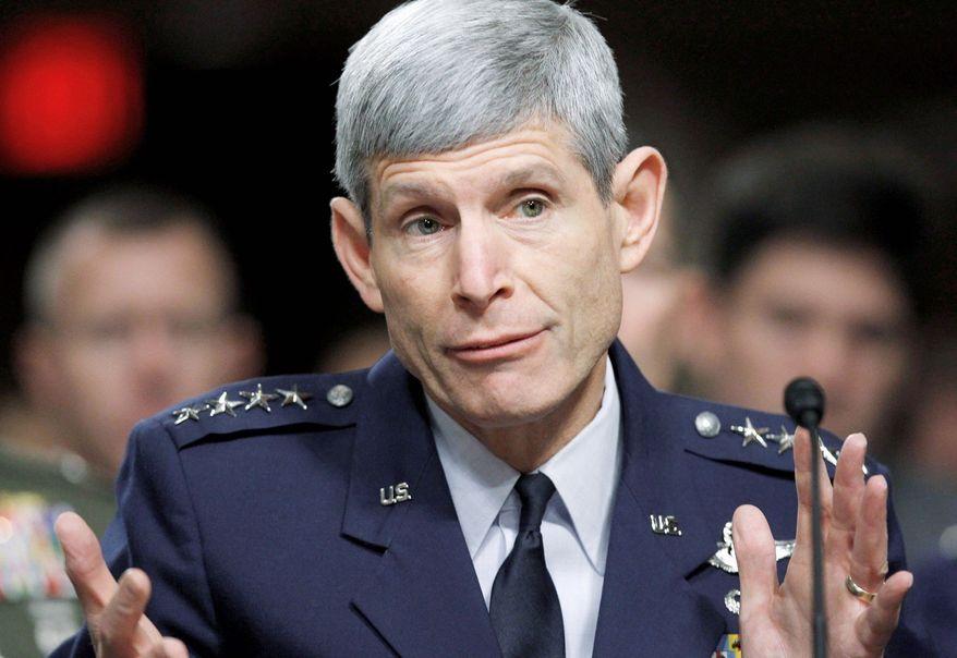 Gen. Norton Schwartz
