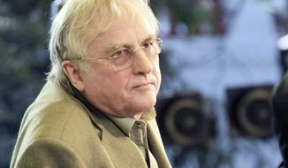 British writer on evolution and biology Richard Dawkins (Associated Press) ** FILE **