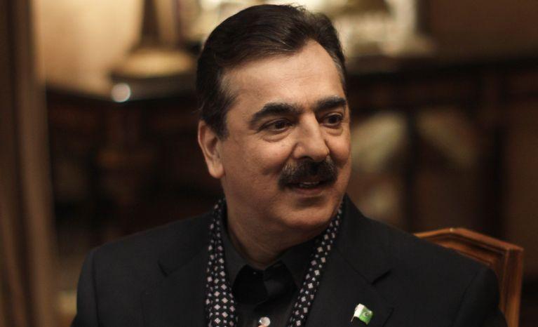 ** FILE ** Pakistani Prime Minister Yousuf Raza Gilani (Associated Press)