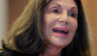 Rep. Shelley Berkley, Nevada Democrat (Associated Press)