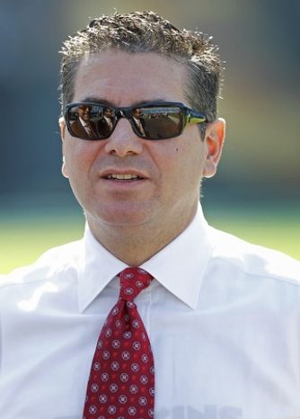 **FILE** Washington Redskins owner Daniel Snyder (Associated Press)