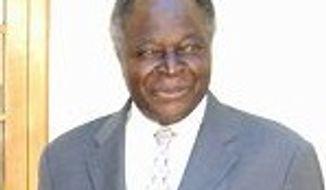 **FILE** Kenyan President Mwai Kibaki