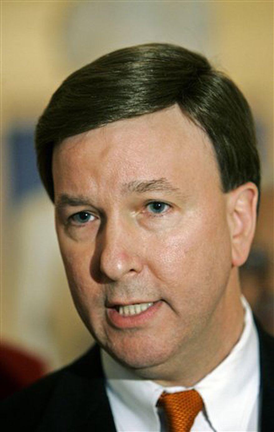 **FILE** Rep. Mike Rogers, Alabama Republican (Associated Press)
