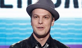 Singer Gavin DeGraw (Associated Press)