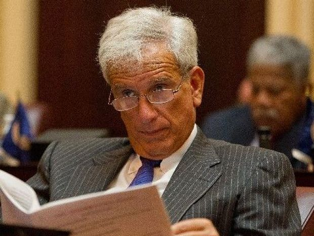 Virginia State Sen. Richard L. Saslaw, Fairfax County Democrat (Andrew Harnik/The Washington Times)