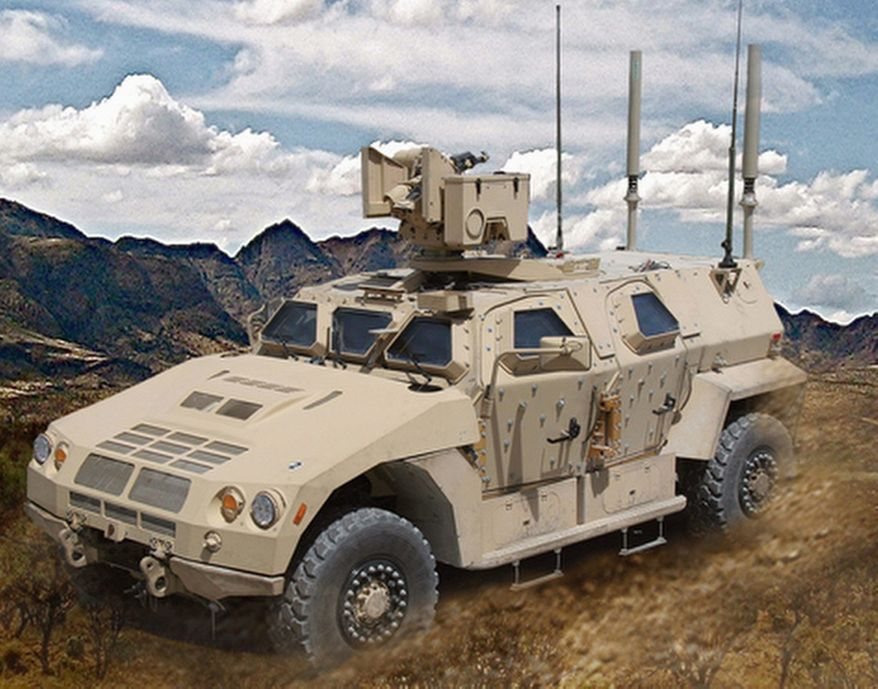 Army officials say military industry is ready now to begin developing the Joint Light Tactical Vehicle for the service. But while multiple prototype JLTV vehicles exist, the Army has yet to choose one as the service's newest vehicle. (U.S. Army graphic)