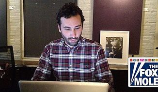 """Fox News employee Joe Muto was fired after he began writing a column critical of the network for the news blog Gawker. """"I am free, and I am ready to tell my story,"""" Mr. Muto wrote after his dismissal. (Gawker)"""