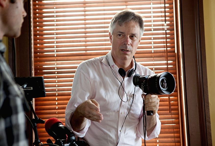 Whit Stillman's background as a New York-raised former Parisian shows in his demeanor, but his wit is wry, and can be distinguished by his insistence on not turning his characters, especially upper-class ones, into nasty stereotypes. (Photograph provided by Sony Pictures Classics)
