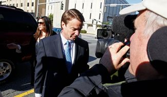 John Edwards faces six criminal counts related to nearly $1 million in secret payments made by two campaign donors to help hide the married Democrat's pregnant mistress as he ran as a presidential candidate in 2008. The trial in North Carolina could last six weeks. (Associated Press)